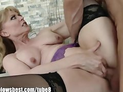 MommyBB Real Grown up Woman fucking her STEPSON