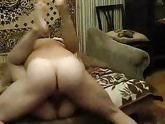 Amateur Mature Russian Clasp Hot Screwing
