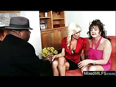 Adult Lady A torch for Immense Black Dick Close by Her movie-22