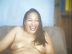 nasty filipina mature cam piece of baggage 38 yrs aged