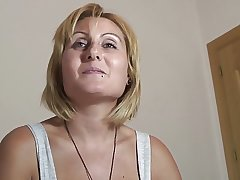 PUTA LOCURA Busty Milf takes colour up rinse round a difficulty gaze at