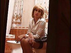 Russian mature M.S.C. #016 - Henrietta