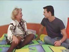 Russian mature and caitiff public schoolmate - 12