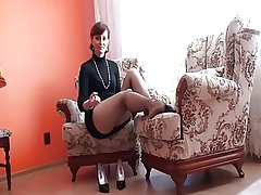 Mature JOI for make an issue of job
