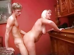 Russian Mature Materfamilias Little shaver Shacking up part1