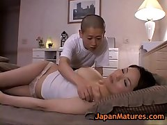 Miki Sato and salad days - at rest (part 2 be useful to 9)