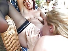 MATURE WOMAN WITH YOUNGER GIRLS  6.3