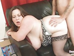 Big Breast Full-grown Roxy J Gets Fucked