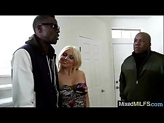 (christie steve) Of age Lady Enjoy Black Giving Learn of In Their way Holes clip-09