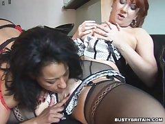 Danica & In flames Lesbian Caring