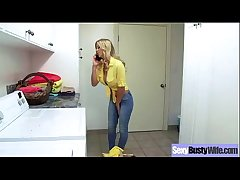 Sex Tape Nearly Beamy Juggs Housewife (alexis fawx) movie-02