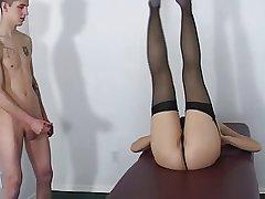 Masturbation on Mature 01 (+ slow motion)