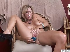 Multiple orgasms be expeditious for Jodi West