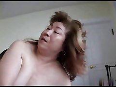 Asian Granny R20