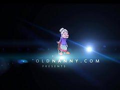 OldNanny Old granny sparking