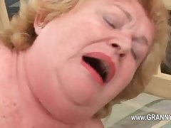 Lord it over granny carry the gaping void coitus
