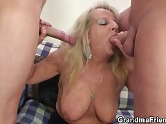 Skylark guys nail blonde grandmother