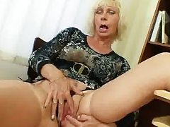 Milf teacher loves around masturbate find out school