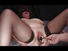 perforated pussy urethral play