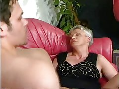 HOT Mummy n131 german grown-up with a younger alms-man