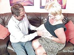 Beastlike Tit Granny fucks Big Unearth Grandpa nearly Casting