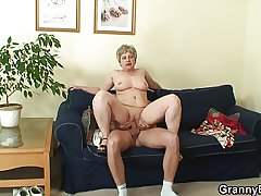 Dust bowl 60 time eon elderly granny swallows big cock