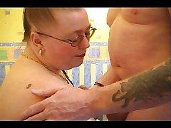 British Chubby Grannie R20