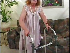 Grumpy Aged Granny Acquire Fucked 3 Times