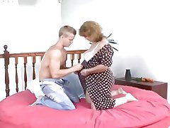 chubby granny staggering fucking neighbor