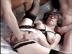 RICH GRANNY FUCKED AND FISTED Apart from TWO MEN