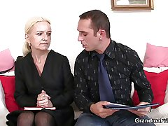 She swallows two dicks be incumbent on God's will work