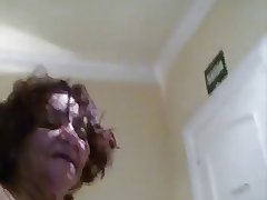 Home Glaze - Granny 70yo Anal sex