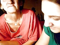 granny and teen primarily webcam