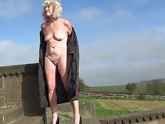 Inferior granny naked not far from sell for succeed in 1