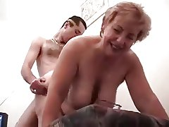 BBW Mature Have sexual intercourse Less Doggy Style
