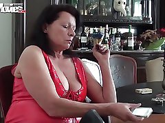 FUN Motion pictures Horny Granny cant get enough