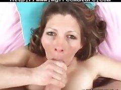 Sexy Jocular mater Swallows Fresh Cum adult mature porn granny venerable cumshots cumshot