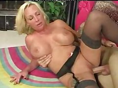 Sexy  Granny Mr Big Tow-haired Cougar Licks Pain in the neck mature mature porn granny old cumshots cumshot