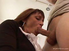 Jillian Foxxx - My MILF Big-shot 2