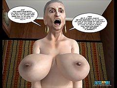 3D Comic: A catch Eldritch Valley 1-2
