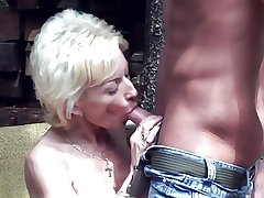 horny granny lets him test say no to new jugs