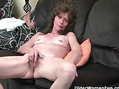 Hairy granny pussies that need past help rubbing