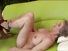 Granny succeed in fucked - 21