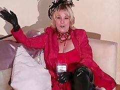 Granny Jasmine Accepts Fellatio Award, Part Duo