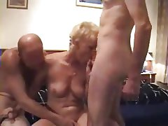 Fucked by 2 guys get ahead hubby
