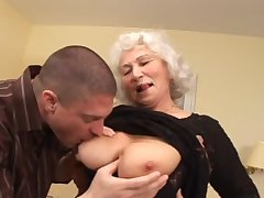 I Wanna Cum Medial Your Grandma IV (Full Motion picture - 4 Scenes)