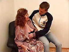 wonderful granny July jerk off a young brat