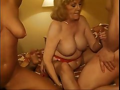 2 erotic adult women fuck apart from 2 men