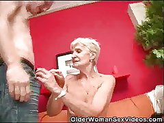 Dentures Plus Blowjobs Granny
