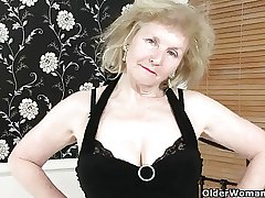 British grannies are notorious be advantageous to their high sexual congress avidity